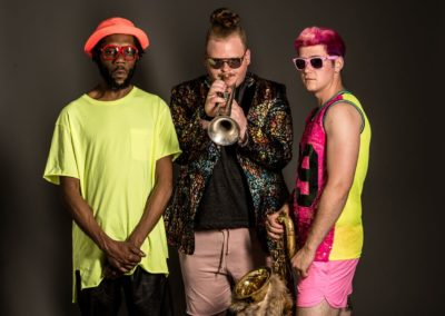 Too Many Zooz – Jamrock Festival – Vicenza